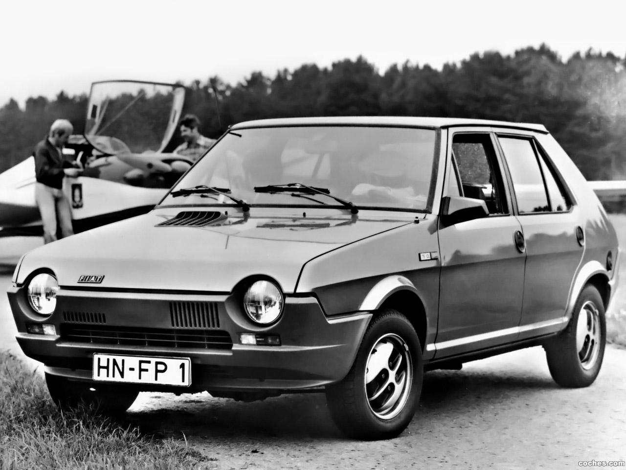 Foto 0 de Fiat Ritmo 5 puertas 1978
