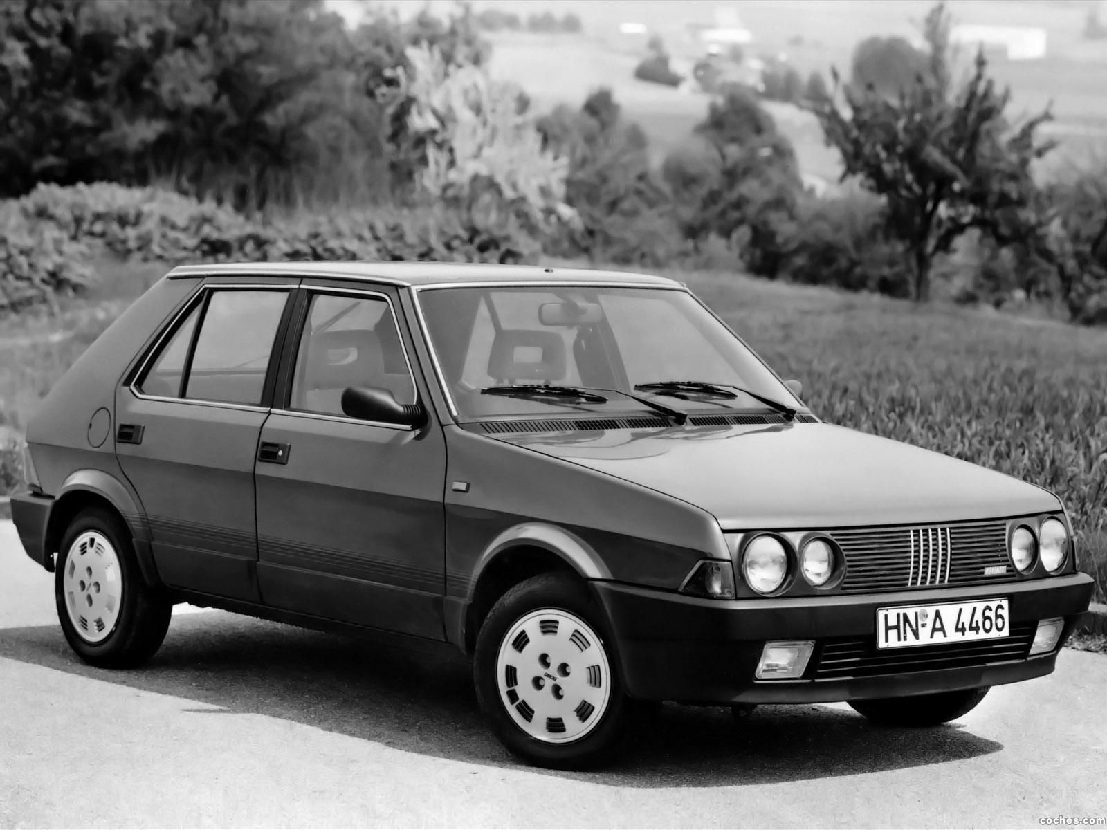 Foto 0 de Fiat Ritmo 5 puertas 1985