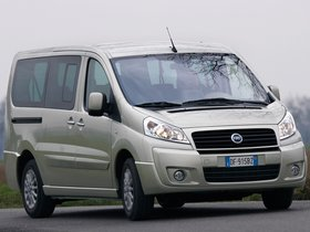 Ver foto 12 de Fiat Scudo Panorama 2006