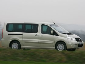 Ver foto 11 de Fiat Scudo Panorama 2006