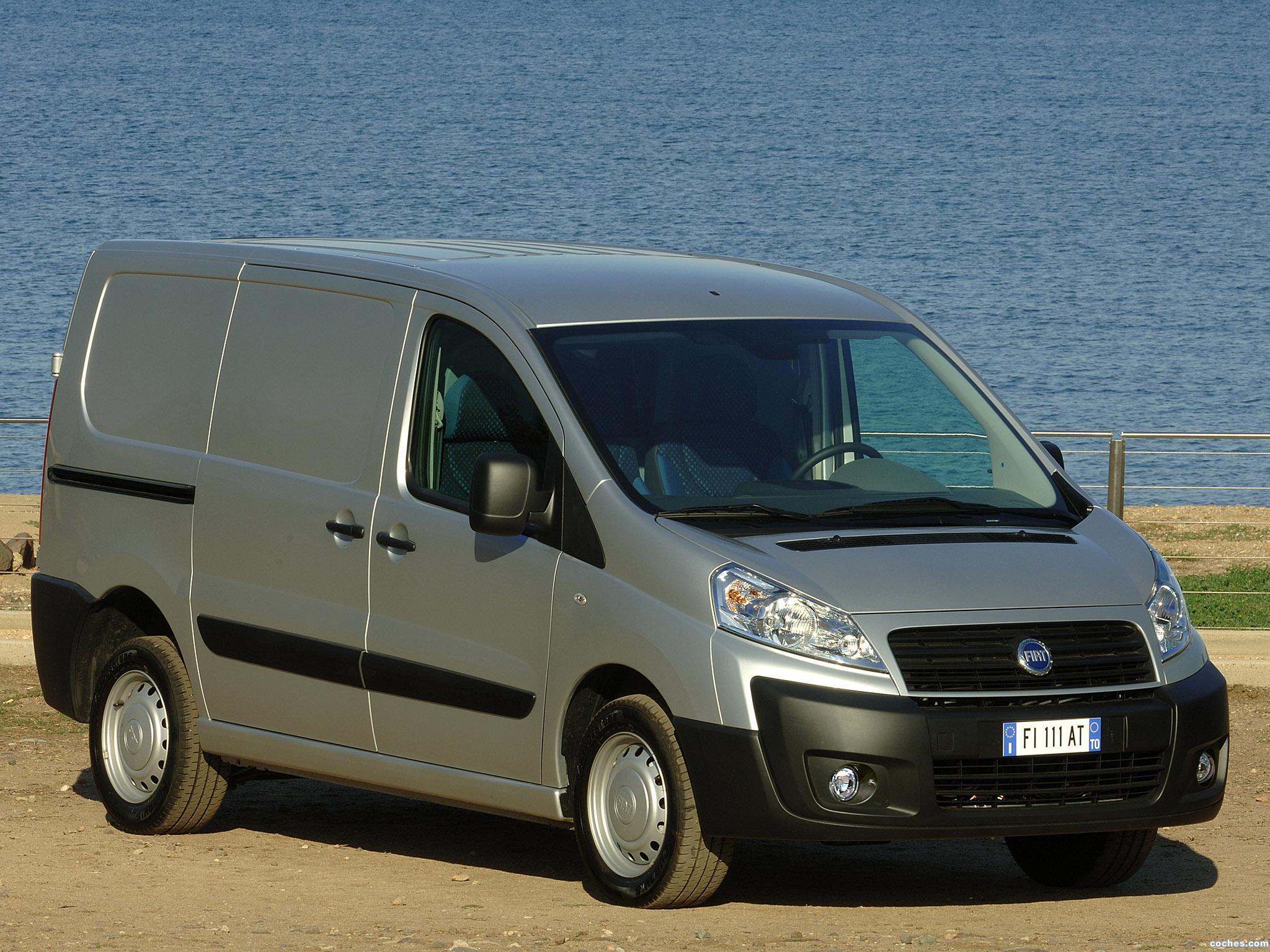 Foto 0 de Fiat Scudo Van 2006