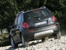 Ver foto 7 de Fiat Sedici 2005