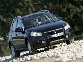 Ver foto 6 de Fiat Sedici 2005