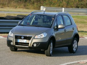 Ver foto 5 de Fiat Sedici 2005