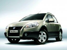 Ver foto 16 de Fiat Sedici 2005