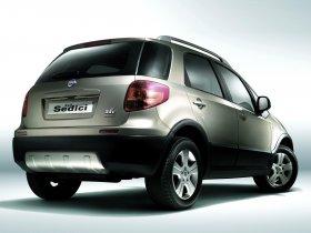 Ver foto 15 de Fiat Sedici 2005