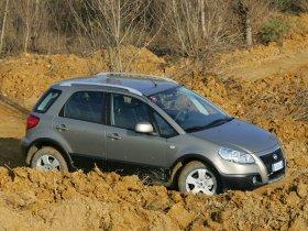 Ver foto 13 de Fiat Sedici 2005