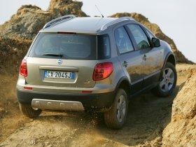 Ver foto 12 de Fiat Sedici 2005