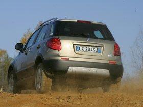 Ver foto 11 de Fiat Sedici 2005