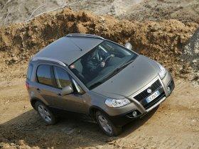 Ver foto 10 de Fiat Sedici 2005