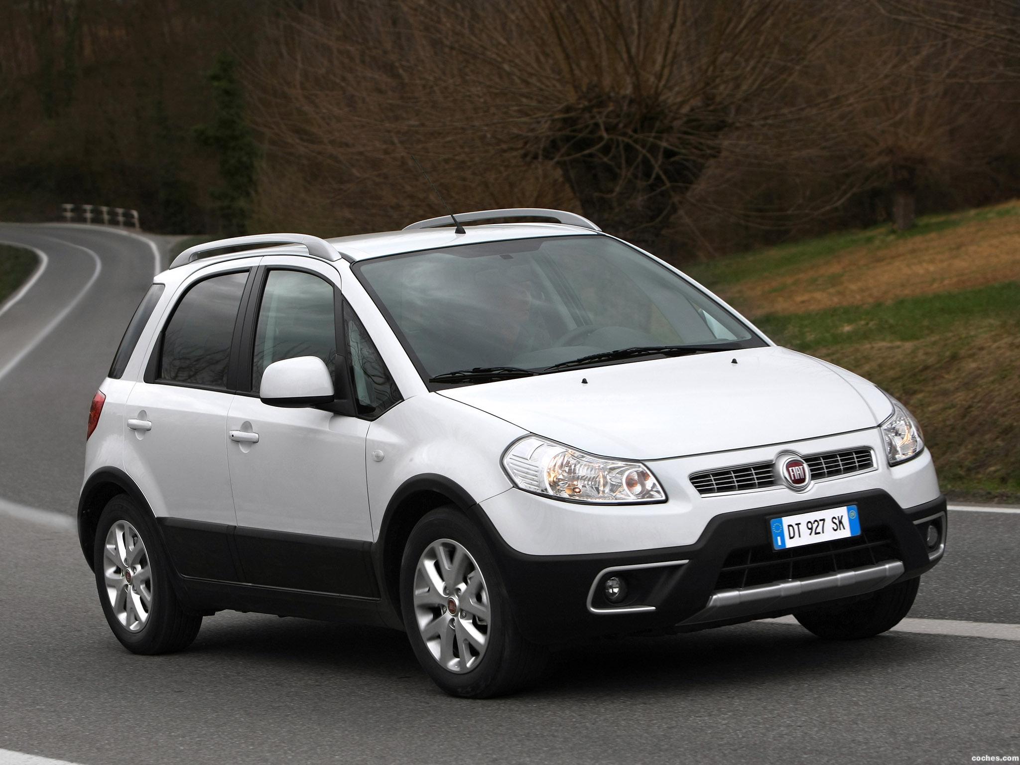 Foto 0 de Fiat Sedici Facelift 2009