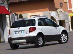 Ver foto 20 de Fiat Sedici Facelift 2009