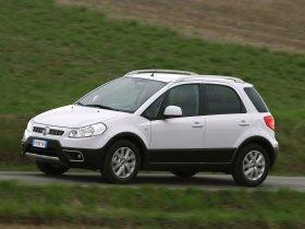 Ver foto 11 de Fiat Sedici Facelift 2009