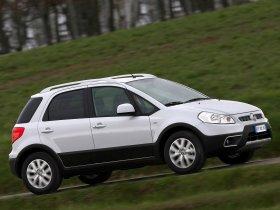 Ver foto 10 de Fiat Sedici Facelift 2009