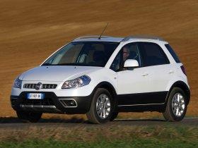 Ver foto 9 de Fiat Sedici Facelift 2009