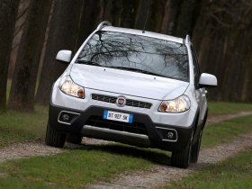 Ver foto 8 de Fiat Sedici Facelift 2009