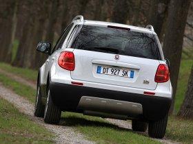 Ver foto 7 de Fiat Sedici Facelift 2009