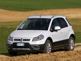 Ver foto 5 de Fiat Sedici Facelift 2009