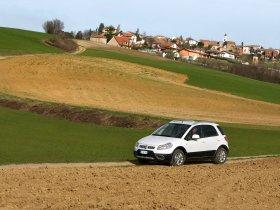 Ver foto 4 de Fiat Sedici Facelift 2009