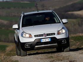 Ver foto 3 de Fiat Sedici Facelift 2009