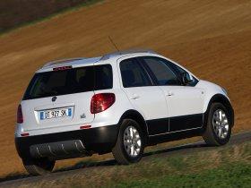Ver foto 2 de Fiat Sedici Facelift 2009