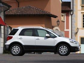 Ver foto 19 de Fiat Sedici Facelift 2009