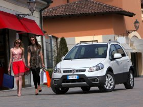 Ver foto 18 de Fiat Sedici Facelift 2009