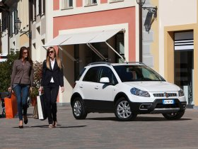 Ver foto 17 de Fiat Sedici Facelift 2009