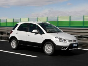 Ver foto 16 de Fiat Sedici Facelift 2009