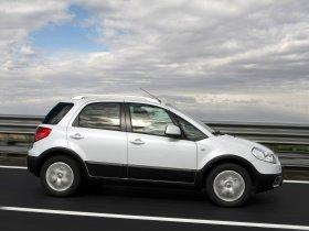Ver foto 15 de Fiat Sedici Facelift 2009