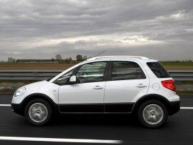 Ver foto 14 de Fiat Sedici Facelift 2009