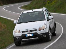 Ver foto 13 de Fiat Sedici Facelift 2009