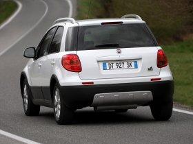 Ver foto 12 de Fiat Sedici Facelift 2009