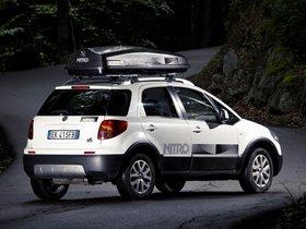 Ver foto 2 de Fiat Sedici Nitro 189 2012