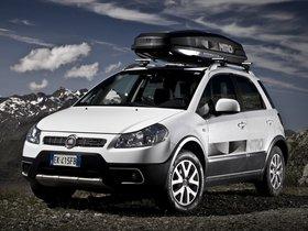 Ver foto 1 de Fiat Sedici Nitro 189 2012