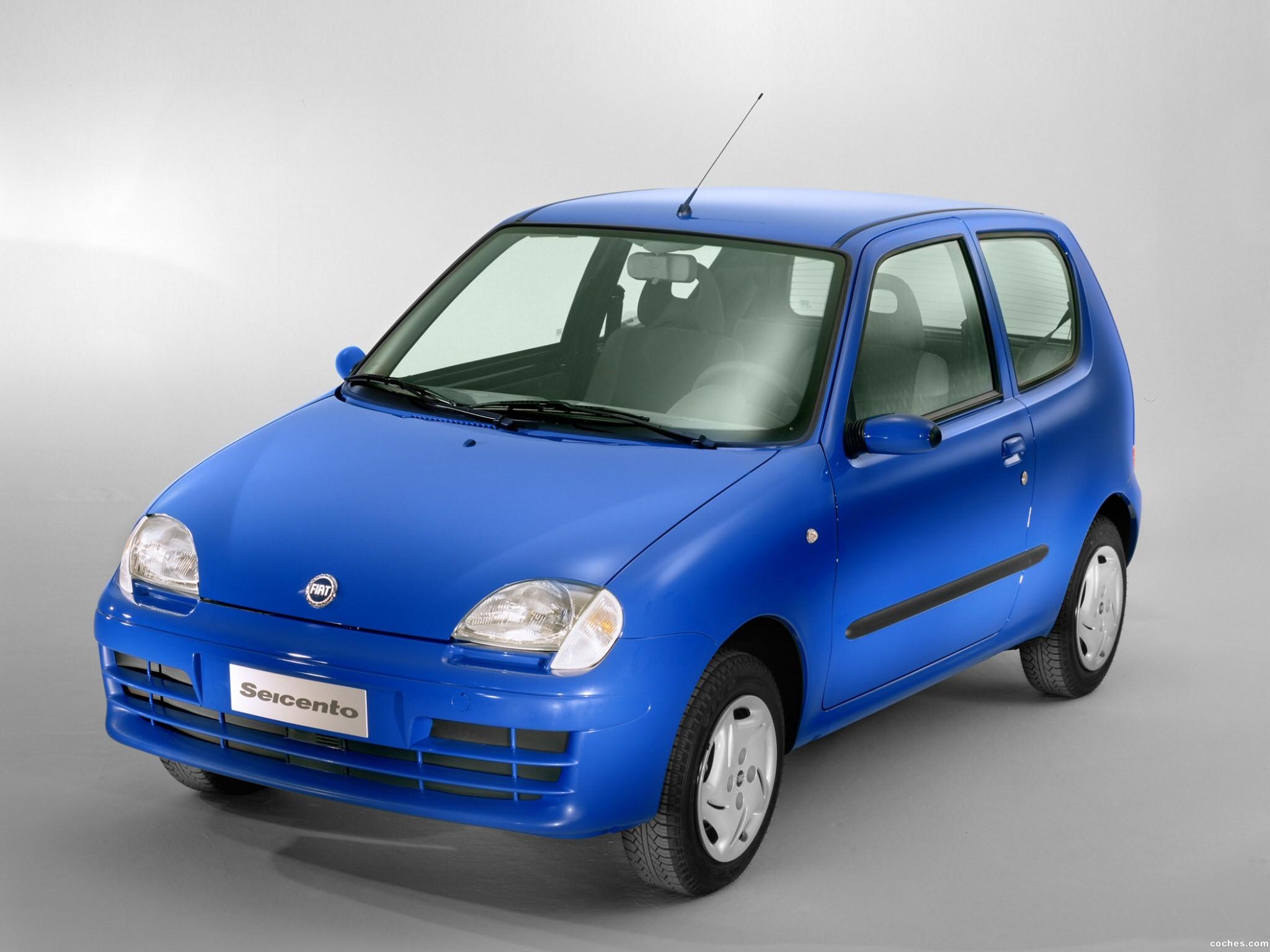 Foto 0 de Fiat Seicento 1998