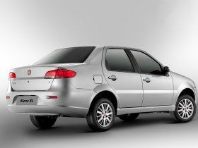 Ver foto 2 de Fiat Siena EL 2009