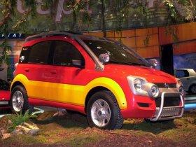 Ver foto 2 de Fiat Simba Concept 2002