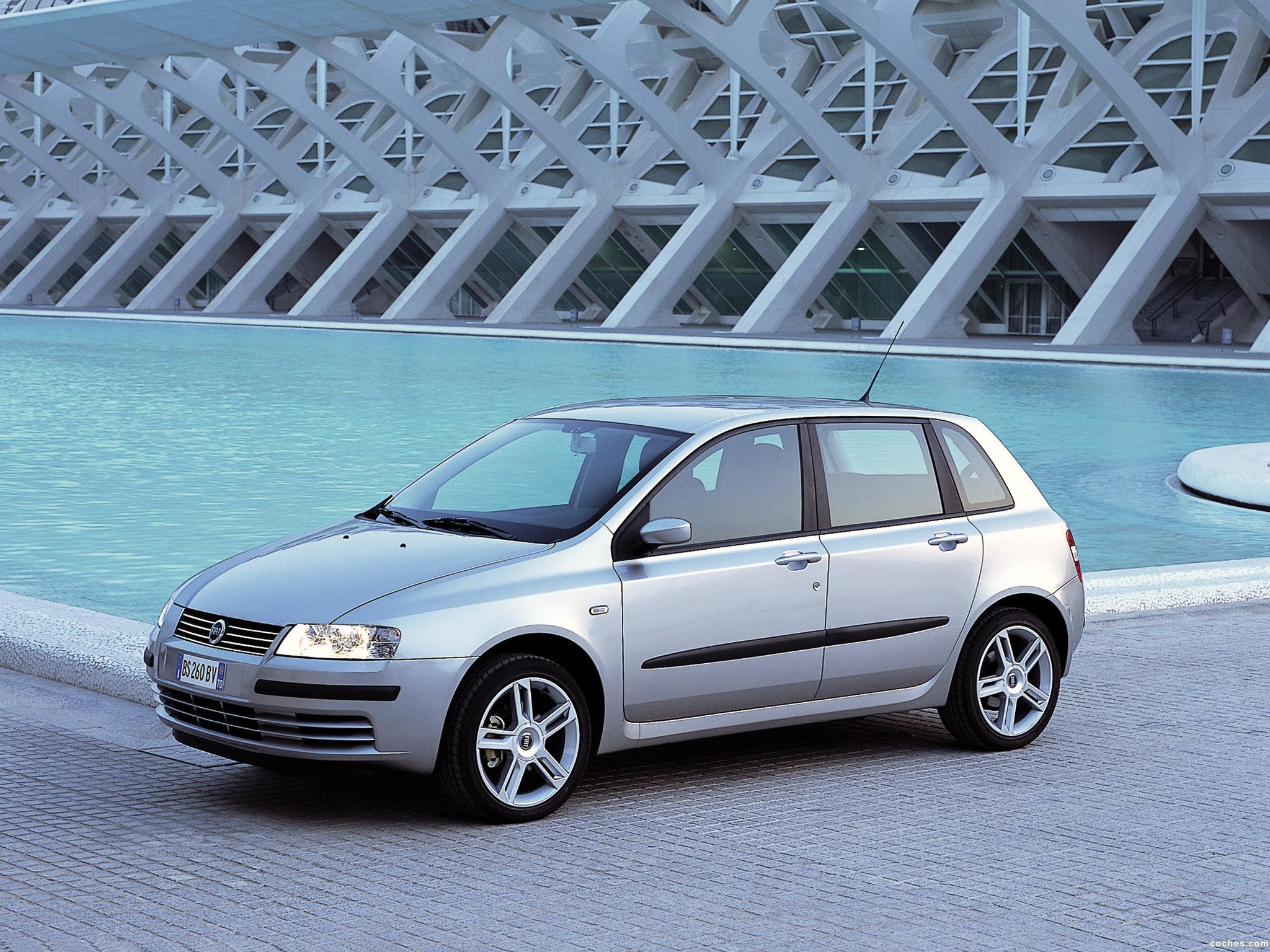 Foto 0 de Fiat Stilo 2002