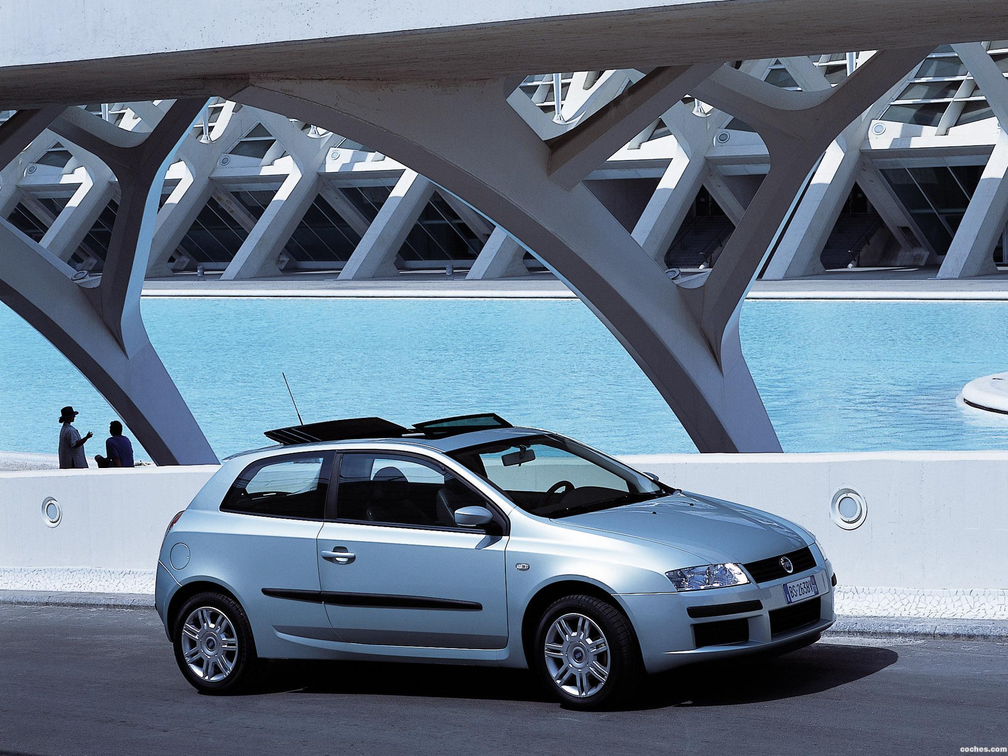 Foto 0 de Fiat Stilo 3 puertas 2001