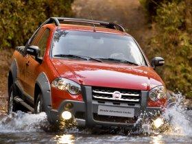 Ver foto 1 de Fiat Strada Adventure 2009