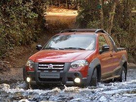 Ver foto 5 de Fiat Strada Adventure 2009