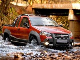 Ver foto 4 de Fiat Strada Adventure 2009