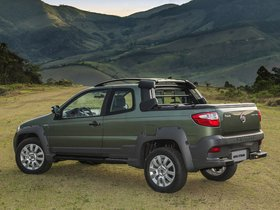 Ver foto 20 de Fiat Strada Adventure CD 2013