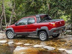 Ver foto 16 de Fiat Strada Adventure CD 2013