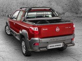 Ver foto 7 de Fiat Strada Adventure CD 2013