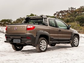 Ver foto 26 de Fiat Strada Adventure CD 2013