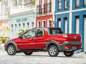 Ver foto 10 de Fiat Strada Trekking CD 2013