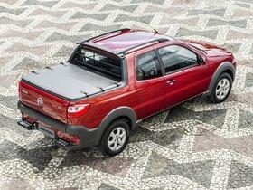 Ver foto 9 de Fiat Strada Trekking CD 2013
