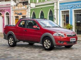 Ver foto 7 de Fiat Strada Trekking CD 2013